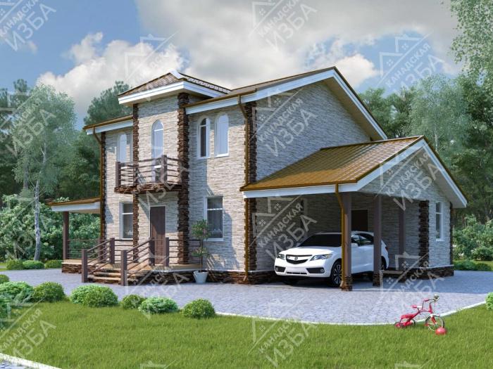 Строительство дома из кирпича своими рукам: плюсы и минусы